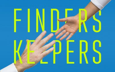 Finders Keepers: Business Leadership Lessons