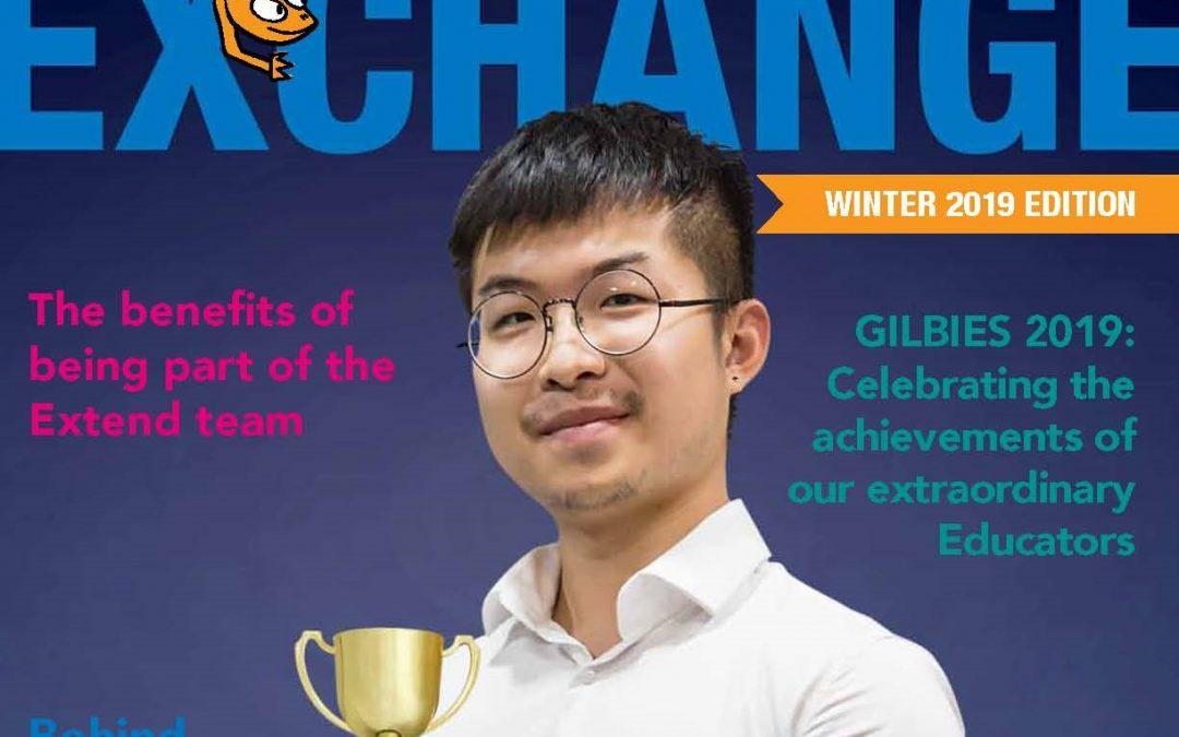 Winter Exchange Magazine